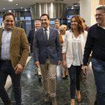 Paco Núñez asegura que la gestión de Juanma Moreno sirve para dar credibilidad y confianza en las políticas del PP
