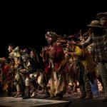 Un Quijano abarrotado devora las coplas de Los Carnívales