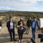 La Diputación se suma, con 200.000 euros, al proyecto de ampliación del Parque Forestal de La Atalaya