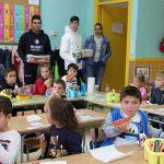 El Ayuntamiento de Argamasilla de Calatrava ofrece un año más los desayunos saludables en los colegios