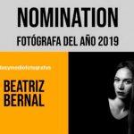 """La ciudadrealeña Beatriz Bernal, nominada por FDB a """"Fotógrafo del Año"""""""