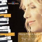 Los cuartetos de Joaquín Chacón y Viktorija Pilatovic pondrán la guinda a un gran año de jazz en Ciudad Real