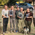 Ciudad Real: Antonio Ruiz Barrajón suma un nuevo campeonato provincial de caza menor con perro a su palmarés