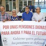 La Coordinadora en Defensa de las Pensiones de Ciudad Real muestra su apoyo a las marchas que cruzan estos días la provincia en dirección a Madrid
