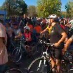 Cientos de personas celebran el Día de la Bicicleta en Ciudad Real