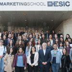 La segunda Escuela Regional de Ventas celebra su paso de ecuador en ESIC