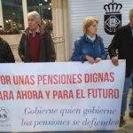 Ciudad Real: Nueva concentración de la Coordinadora en Defensa de las Pensiones