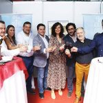 Inaugurada la feria «Sabores del Quijote» en Calzada de Calatrava, con el queso, el vino y el aceite como principales protagonistas