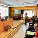 Ayuntamiento de Puertollano y Solman acercan la Agenda 2030 a los jóvenes