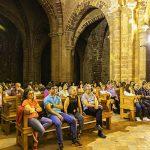 Éxito organizativo y de participación en la III Noche de las Velas del Castillo de Calatrava la Nueva