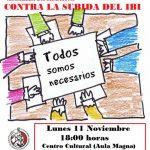 La Plataforma Ciudadana por el Futuro de Puertollano convoca este lunes una asamblea informativa sobre la subida del IBI