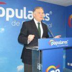 Cañizares considera que los castellano-manchegos no se merecen a un presidente como Page que «no condena la corrupción»