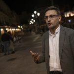 Jorge Uxó pide el voto para Unidas Podemos y así evitar un Gobierno del PSOE con PP o Cs