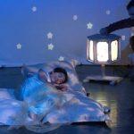 Dacsa Producciones pone en escena este domingo en el Teatro de la Sensación 'Violeta y las mil y una noches'