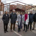 """Ciudad Real: Es """"difícil"""" que la obra del Guardapasos esté concluida para la próxima Semana Santa, aunque se facilitarán los ensayos"""
