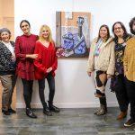 Almodóvar del Campo visibiliza el trato desigual dado también la mujer a lo largo de la historia del arte