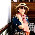 El Teatro Municipal de Almodóvar del Campo acogerá la presentación de la novela 'La niña que soñaba en azul' de la escritora Aurora Rey Aragón