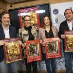 Este viernes se presentará el Cartel de Navidad de Ciudad Real, un óleo de Rosa Salinero
