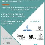 La Casa de la Ciudad acogerá una charla sobre el síndrome uña rótula y las enfermedades raras
