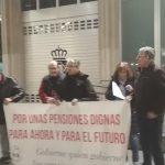 La Coordinadora advierte de que no todas las reivindicaciones de los pensionistas están contempladas en el pacto PSOE-UP