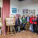 La 'Casa de la Marquesa' enseña la evolución de la Cruz Roja de Almodóvar en sus cien años de andadura