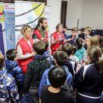 Cruz Roja Almodóvar enseña a alumnado de la localidad 'La igualdad de género en perspectiva'