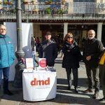 El grupo de DMD de Ciudad Real sale de nuevo a la calle para informar sobre el testamento vital