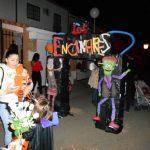 Halloween en Los Encinares: un ejemplo de convivencia y amistad