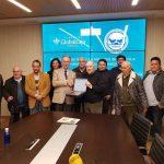 La Fundación Globalcaja Cuenca, reconocida por el Banco de Alimentos por su apoyo al sector social y asistencial