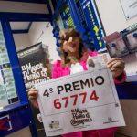 Ciudad Real: La lotera detenida por quedarse con el boleto premiado de un cliente afirma que todo es un «bulo»