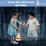 Puertollano: Día Universal del Niño con teatro y lectura escolar de los derechos de la Convención