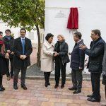 Ciudad Real reconoce «el talante y la concordia» que significó Manuel Marín para España y le dedica un parque