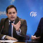 Núñez propone a Page firmar ante notario que sus diputados votarán en contra de un Gobierno sustentado en los independentistas