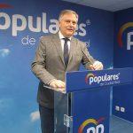 """Cañizares considera que esta región y la provincia de Ciudad Real """"ni siquiera existen"""" para el PSOE"""