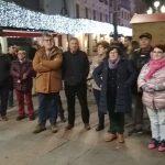 La Coordinadora en Defensa del Sistema Público de Pensiones realiza la última concentración del año en Ciudad Real