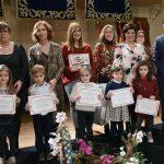Entregados los premios del concurso que promueve la Diputación para difundir entre los escolares el espíritu de la Constitución