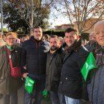VOX se manifiesta en Ciudad Real contra los recortes de agua