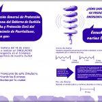 Simulacro de emergencia en la mañana del 16 de enero en Puertollano