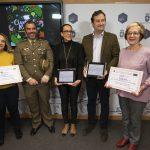 Los belenes municipales de Ciudad Real recaudan 4.200 euros para Guerreros Púrpura y FibroReal