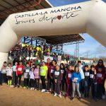 Los escolares de Viso del Marqués celebran el Día de la Paz con una carrera solidaria