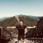 Puertollano: El joven Daniel Carmona se encuentra bien a la espera de su repatriación desde Wuhan (China), epicentro de la epidemia de coronavirus