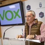"""VOX presentará 38 propuestas para enmendar unos presupuestos """"que no aportan nada"""" y denuncia que no fue convocado al Consejo de Ciudad"""