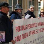 Ciudad Real: La Coordinadora reclama que los pensionistas no pierdan poder adquisitivo