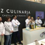 Los «Sabores del Quijote» de la Diputación de Ciudad Real se cocinan y se degustan en FITUR