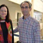 La Fundación Camilo Prado vuelve a premiar a los profesores de la UCLM Virginia Barba y Carlos Atienza