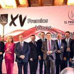 """Éxito de los Premios """"Vinos Ojos del Guadiana"""" de El Progreso con la solidaridad, la cultura y el cooperativismo como protagonistas"""
