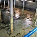 """La Mancomunidad de Servicios Gasset realiza la limpieza y desinfección del depósito """"Pozo de Don Gil"""""""