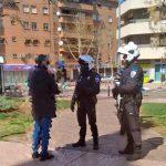 Las multas pueden llegar a los 3.000 euros: Policía Local, dedicada de lleno a detectar incumplimientos de las reglas del estado de alarma o «abusos» en las excepciones