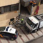 Policía Nacional informa de que se realizan desinfecciones en sus instalaciones desde el 18 de marzo