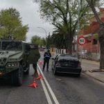 Ciudad Real: El Ejército controla la movilidad en colaboración con la Policía Local